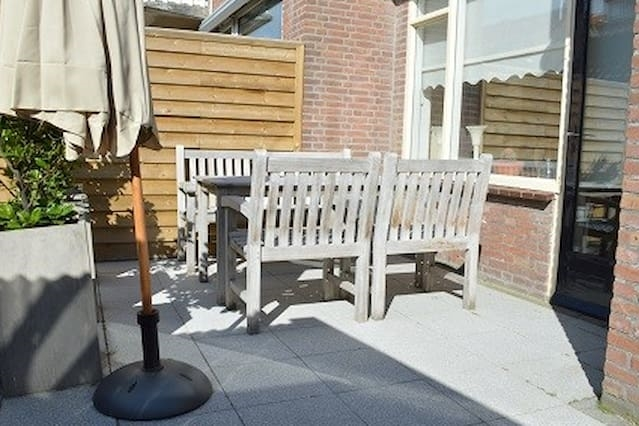 Katwijk: vakantiewoning vlakbij zee