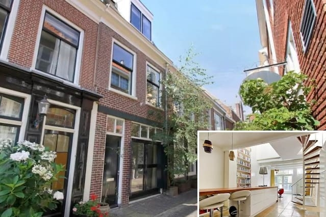 Big Old Town House - 3 Bedrooms - 2 Bathrooms