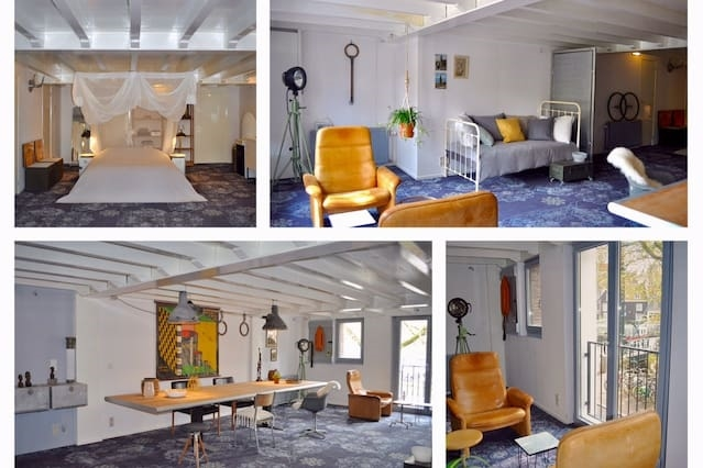 Spacious stay at beautiful Brouwersgracht