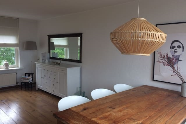 BRIGHT APARTMENT NEAR UTRECHT CITY CENTER