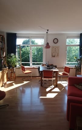 Great apartment for family in center of Amsterdam