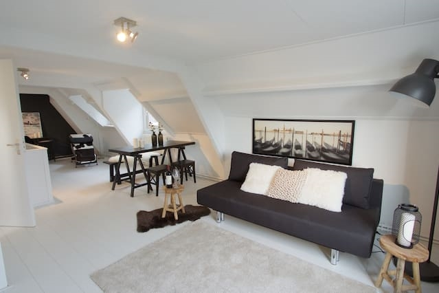 Private 4pers. Studio 600m from Central Station