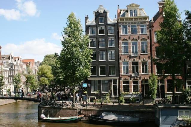 Uniek souterrain op de Herengracht