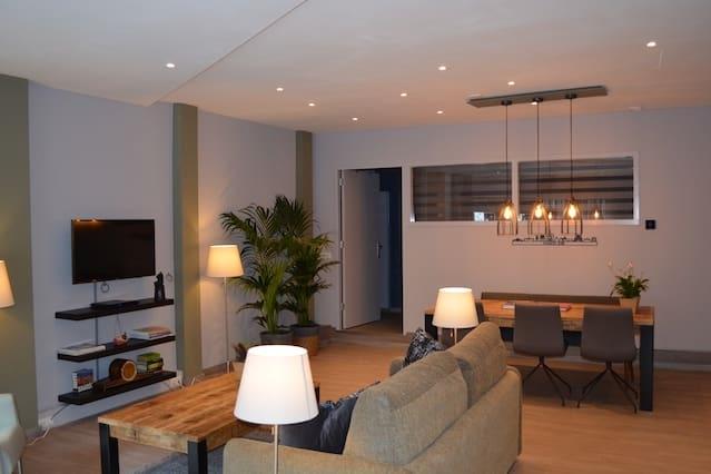 Relaxed Slapen - Appartement Tulp (80m2, 4p.)