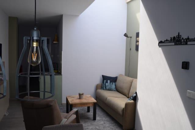 Relaxed Slapen-Appartement Pieter Teyler -45m2, 4p