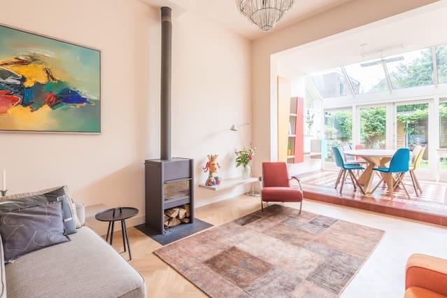 Luxury Familyhouse for 6 persons Iordenstraat