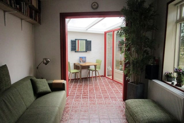 Charming house in the historical centre of Haarlem