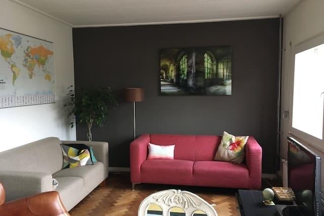 Fijn appartement in Zutphen centrum