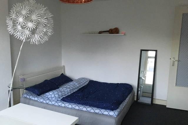 Cosy room in Arnhem city center