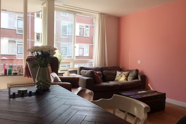 Beautiful modern Apartment in hip Amsterdam oost
