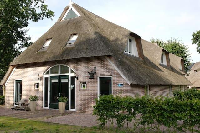 B&B in mooi Drents dorp nabij Assen