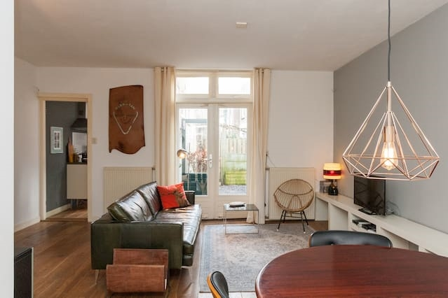 Great apartment in downtown Haarlem