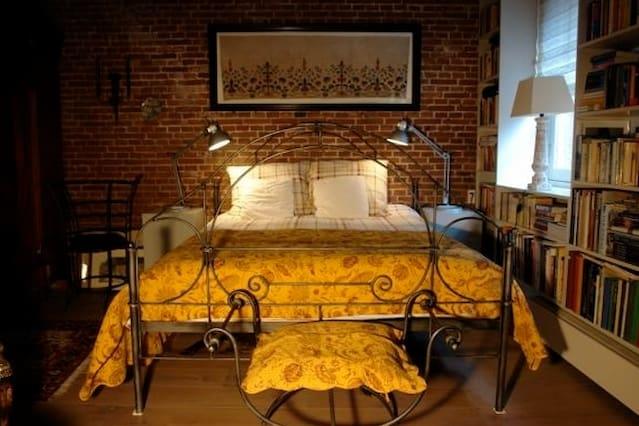 B&B in magnifiek Loft-appartement