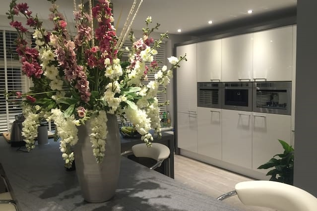 Luxury apartment with jacuzzi