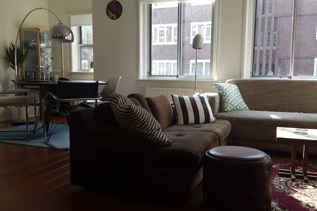 Nice apartment near city centre, with 2 FREE bikes