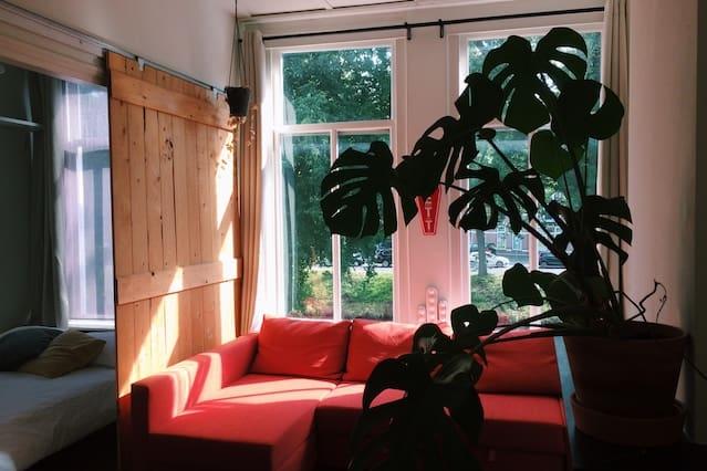 Appartement in het centrum van Breda