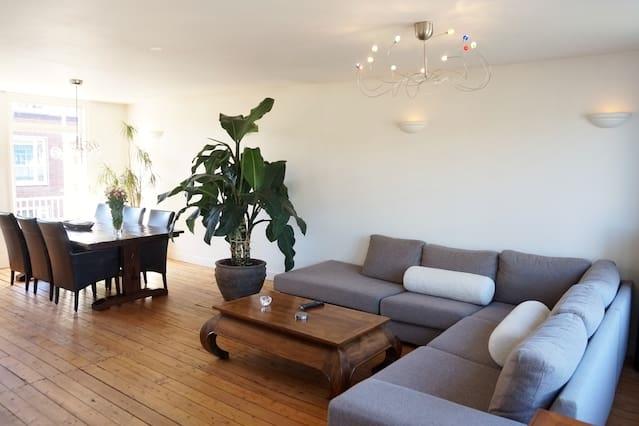In centre lux duplex apart + jacuzi en suite 90m2