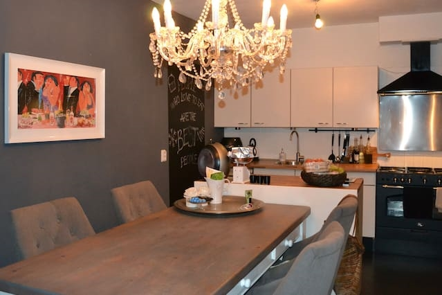 Cute, cosy apartment in city centre Haarlem