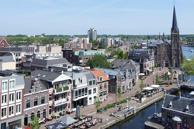 Spacious apartment near The Hague