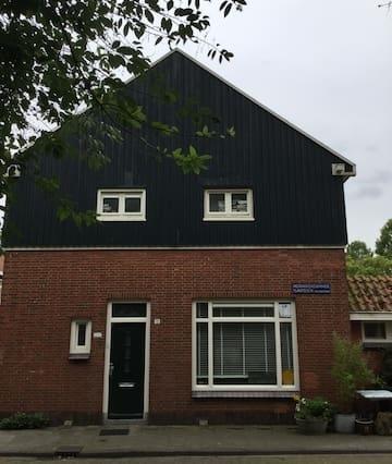 Woonhuis te huur nabij Centrum Amsterdam
