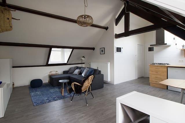 Loft apartment city centre Venlo,