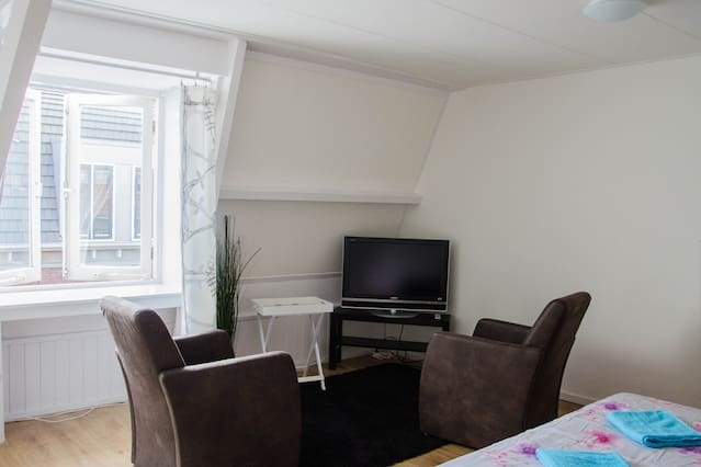 Two bedroom apartment city centre Haarlem