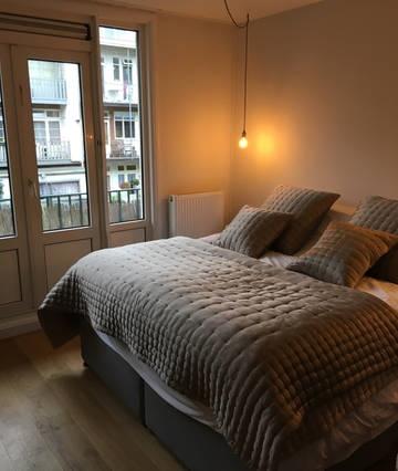 Peaceful spacious private apartment