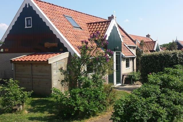 waddeneiland Terschelling zomerhuis