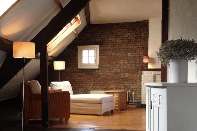 Vintage Townhouse Apartment in Centre Roermond