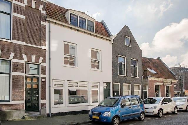 Historisch stadshuis in centrum Haarlem