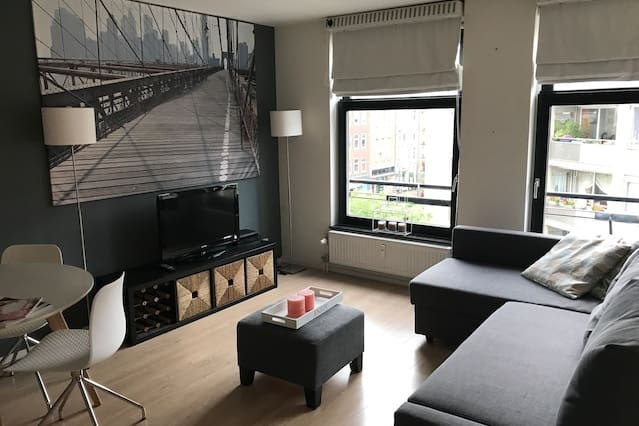 Trendy apartment near Westerpark and the Jordaan