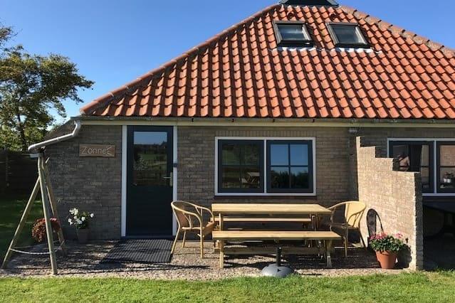 Zonne: Vakantieappartement op Terschelling