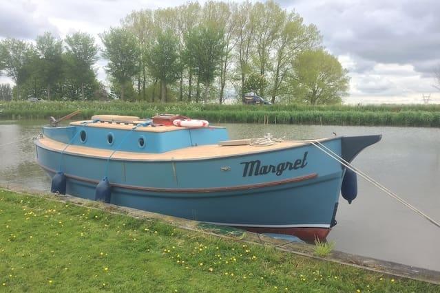 Vakantieboot Margret