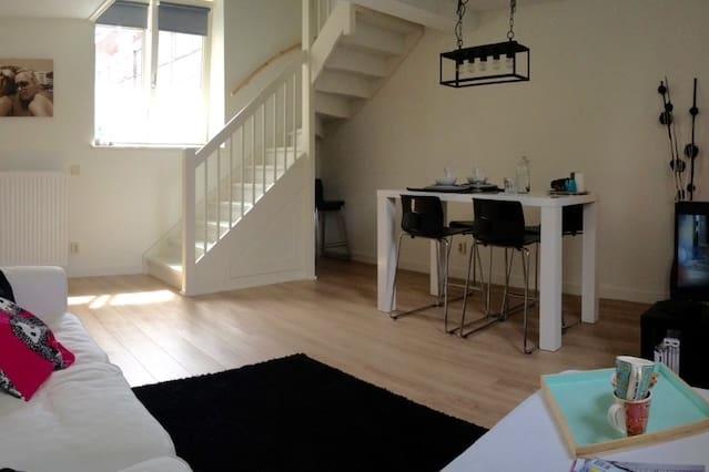 Stijlvol appartement in Oud-Zuid