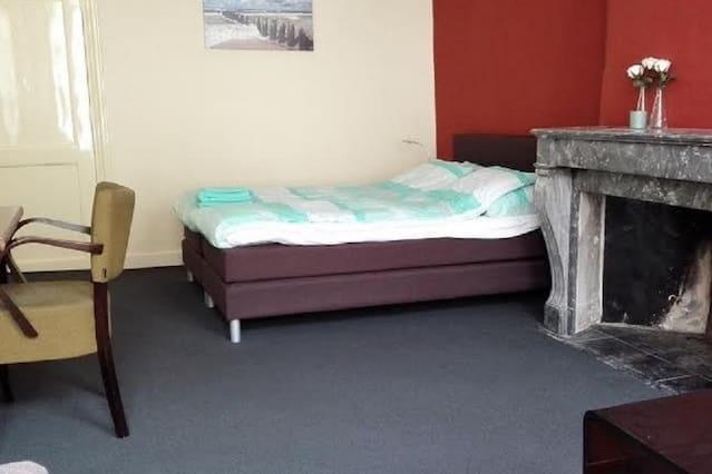 Kamer 1 in Bij de Sassenpoort