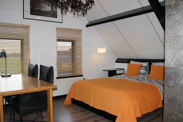 Kamer C in B&B Maasland 5 kamers