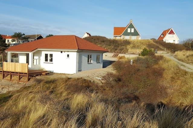 Comfortabel en gezellig huis in de duinen