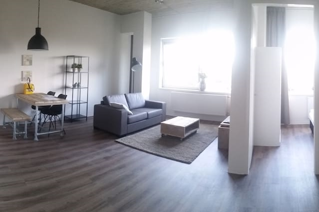 Large & comfortable flat close to the city center