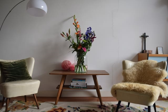 Friendly and flowery apartment in Rotterdam