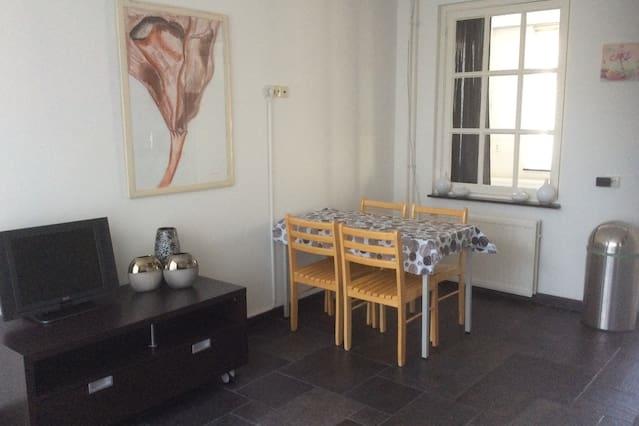 Appartement hartje Oosterhout