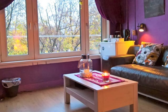 Private & Cozy Room close to centre.