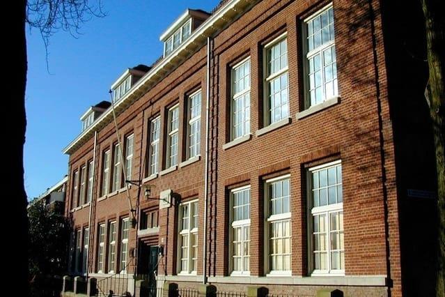 Monumentaal verblijf Rotterdam Apt1