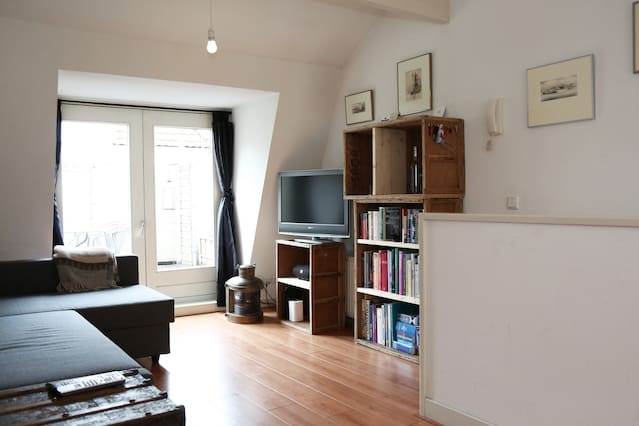 Gezellig appartement bij Amsterdam