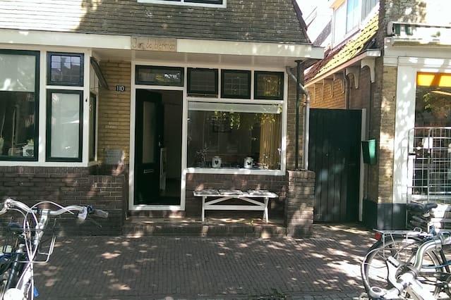 Knusse en gezellige B&B Jan de Bierman op Vlieland