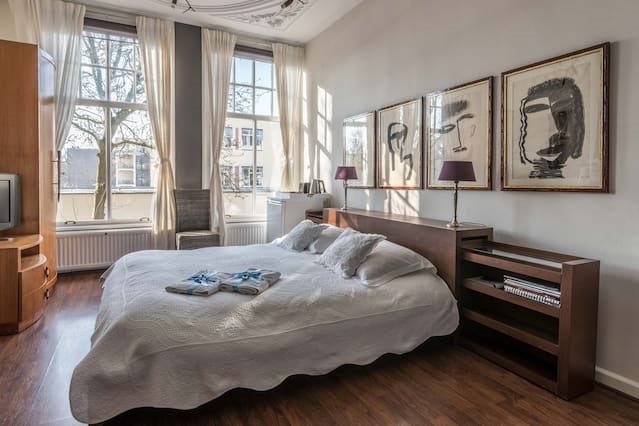 Flower suite - Perfect location next to Vondelpark