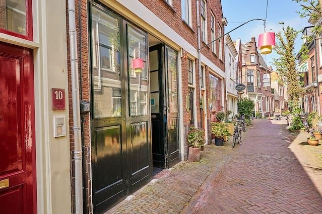 Slapen in ruime fotostudio in hartje Haarlem