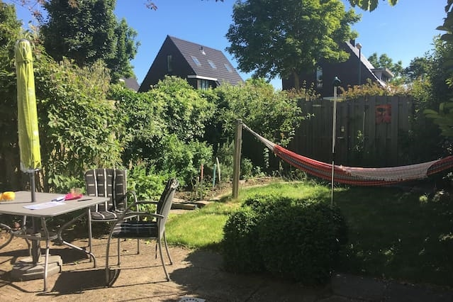 Cosy bungalow in Old Town of Houten