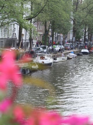 Romantic boat experience ? beautiful canals A'dam