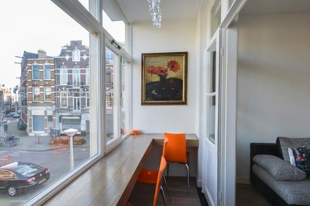 NEW: private luxurious studio 'Fountain view'