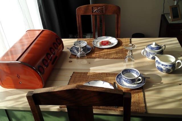 'Chez Germaine': rust en een goed ontbijt in Hulst